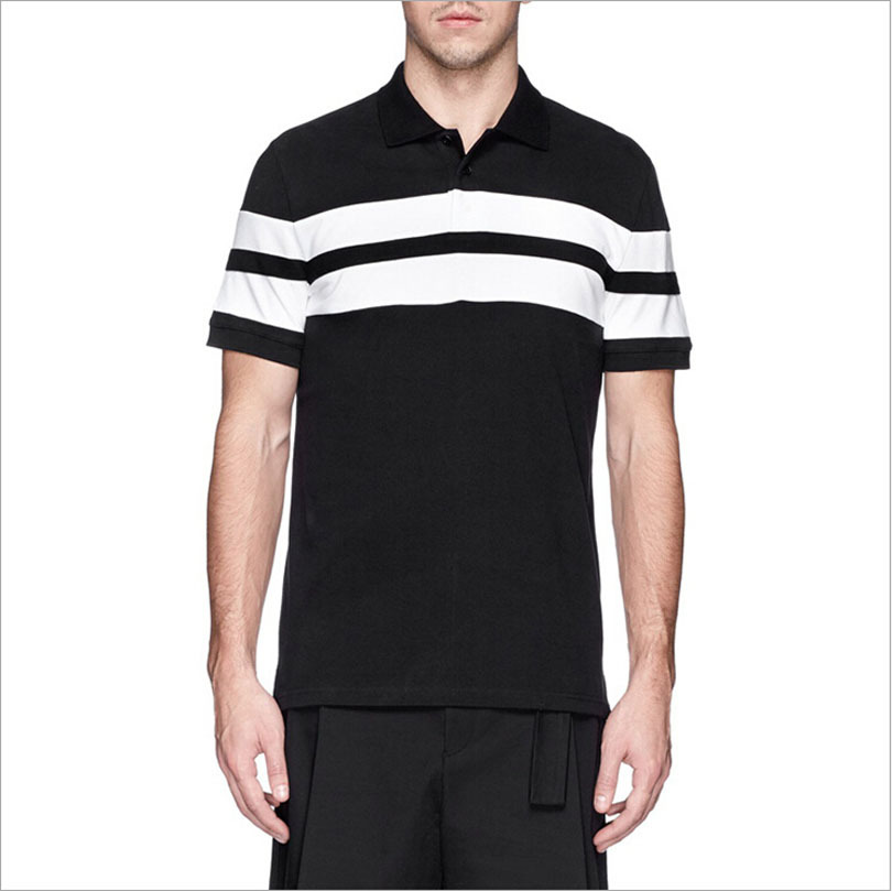 2015 HOT SELL Summer Style Mens Fashion polo shirts Short Sleeve Causal polo shirt  Men Cotton polo shirt  Free Shipping  No.375