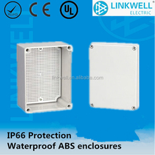 Electrical Water proof abs plastic terminal junction box and enclosures IP66