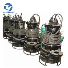 long discharge distance 3 phase submersible sand pump