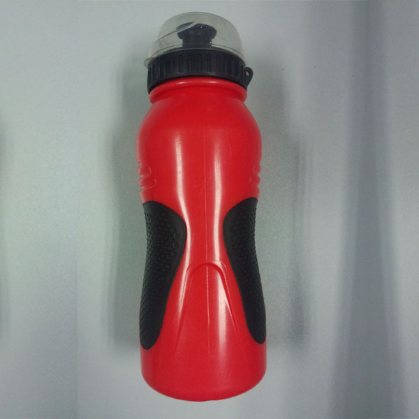 Extremely Durable Insulated Red Sport 500ml Promotional Plastic Bottle
