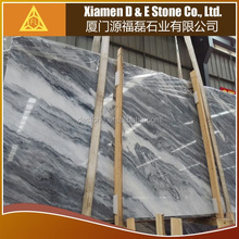 Gris Pinto white grey marble polished