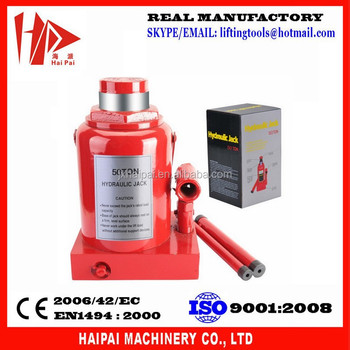 Hydraulic Bottle Jack 50TON