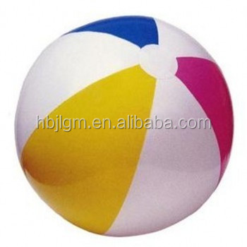 PVC inflatable ball material