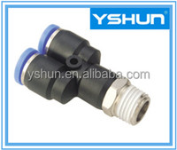 Pneumatic Fittings, Push in Fittings PX Male Y