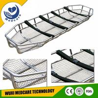 MTB3 rescue Stainless Steel Medical Basket Stretcher with high quality