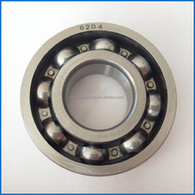 high precision ball bearing 6204 for industrial machinery