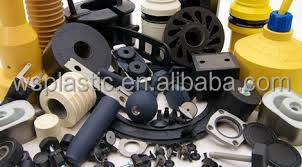Rubber to Metal Molded Components