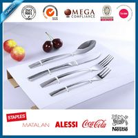 unique design stainless steel cutlery 24 piece sets