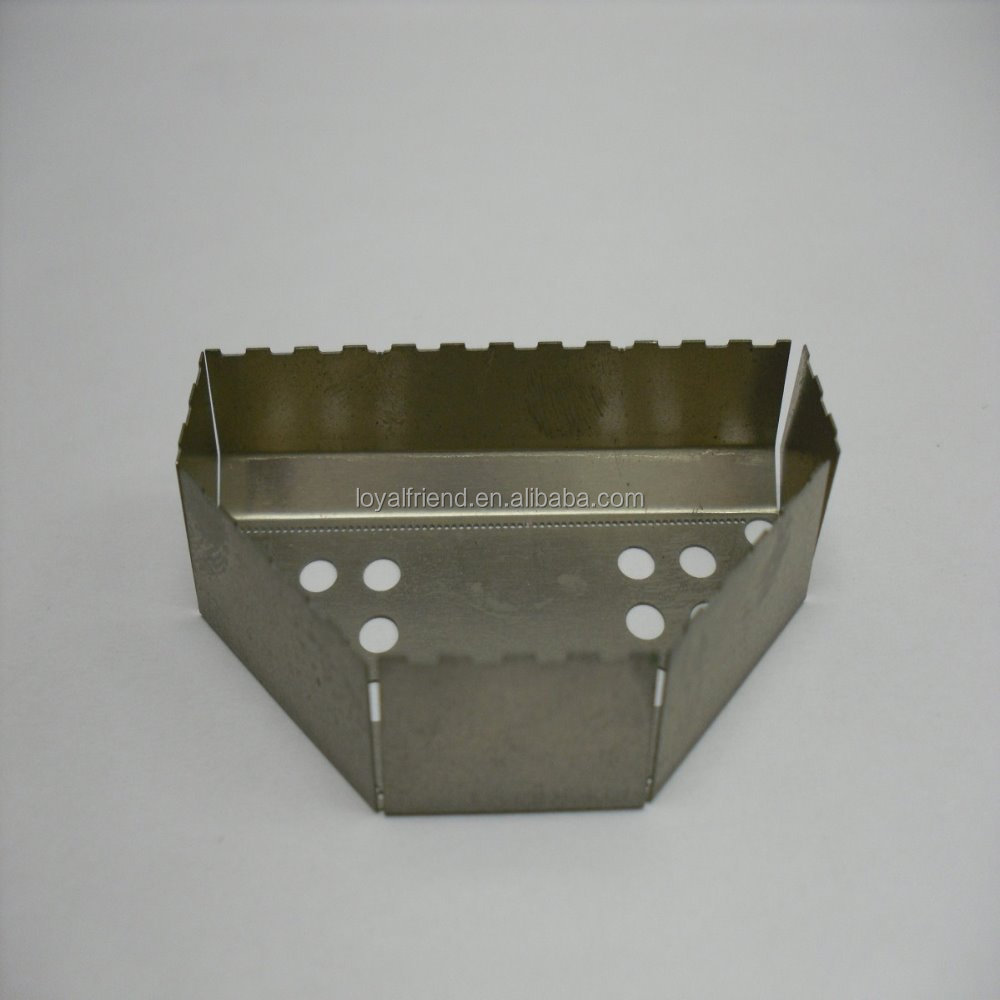 Tailor-made Classical Bending Nickel Silver Transformer Metal Parts