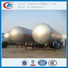 good quality CLW brand semi trailer lpg tanker made in china