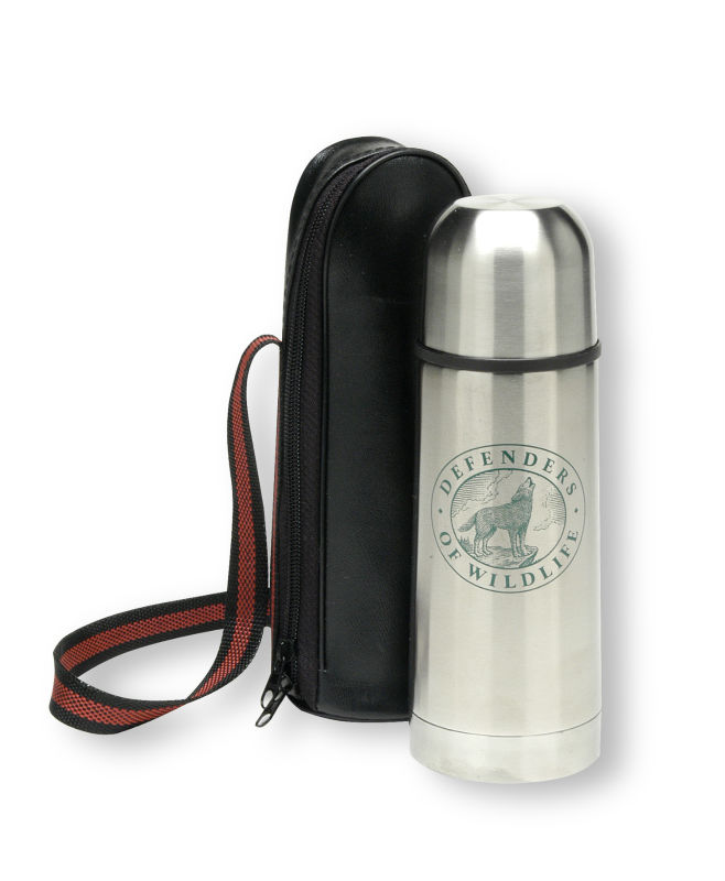Double wall stainles steel thermos 1000ml
