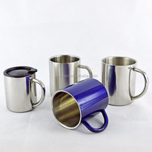 durable stainless steel coffee cup