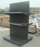 Heavy duty supermarket shelf retail store furniture