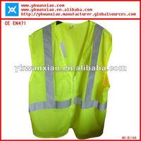 Manufacturer EN471 3M Sports Reflective Safety Vest