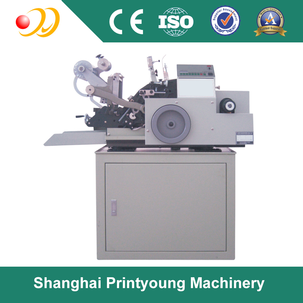 Automatic Label printing Machine for clothing tag / card