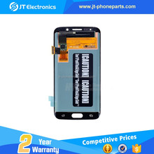 Wholesale lcd screen for samsung GALAXY s7 edge,screen digitizer for samsung GALAXY s6 edge