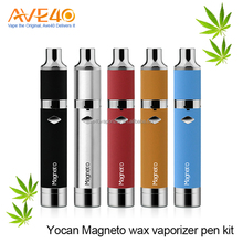 2017 newest Arrival wax pen vaporizer Yocan Magneto vape pen for cannabidiol cbd