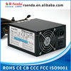 Computer gaming case power atx ac dc power supply with 80plus