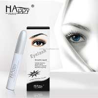 Grow longer fuller lashes and brows naturally OEM lash brow Happy Paris Eyelash Growth Serum