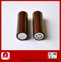 100% Original LG HG2 3000mah 3.7V 20amp 18650 Li-ion Battery For e Cigarette Flashlight