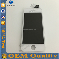 original pass lcd for iphone 5 replacement,stock available