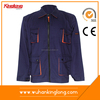 Wholesale Low Price High Quality Black White Striped Winter Jacket Men