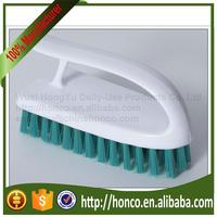 Abbey Hygiene Hand Scrub Brush Green