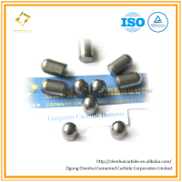 Stock 100% Virgin Raw Material HIP YG6/K10 OD16*21mm Tungsten Carbide Button