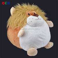 Factory Price Ball Shape Plush Pillow Pet