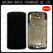 New Arrival Origina Digitizer +Touch Screen For LG E960 Nexus 4 LCD Screen