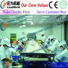 professional sheet conveyor belt/weave belt/wire ring mesh