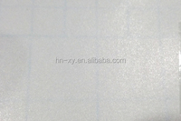 Glossy 70um PVC film cold lamination 120g paper blue