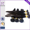 China Hair Factory Wholesale No Tangle 100 Brazilian Virgin Remy Flip In Charming Human Hair Extension For Long Black Hair