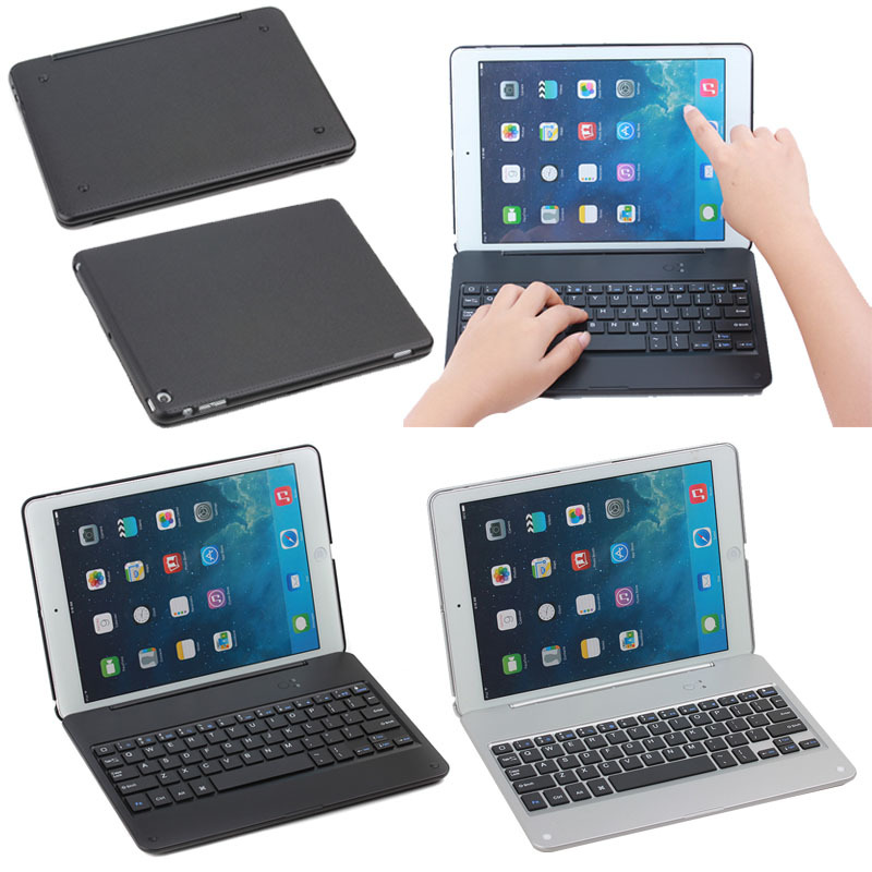 Bluetooth keyboard hard cover for iPad Air,for apple ipad air keyboard case