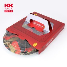 Singapore Food Grade Sushi Packing Paper Box