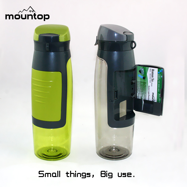 2016 new products tritan sports bottle/plastic drinking bottle/plastic hydration water bottle