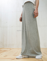 Apparel latest long skirt design latest skirt design pictures OEM maxi skirt