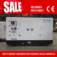 HOT SALE 128kw generator from WD POWER