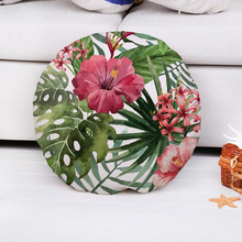 Wholesale New Designs Digital Print round shape cushion cover