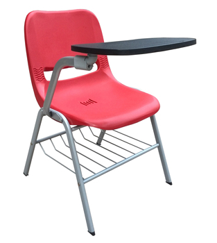 public reporter writing chair