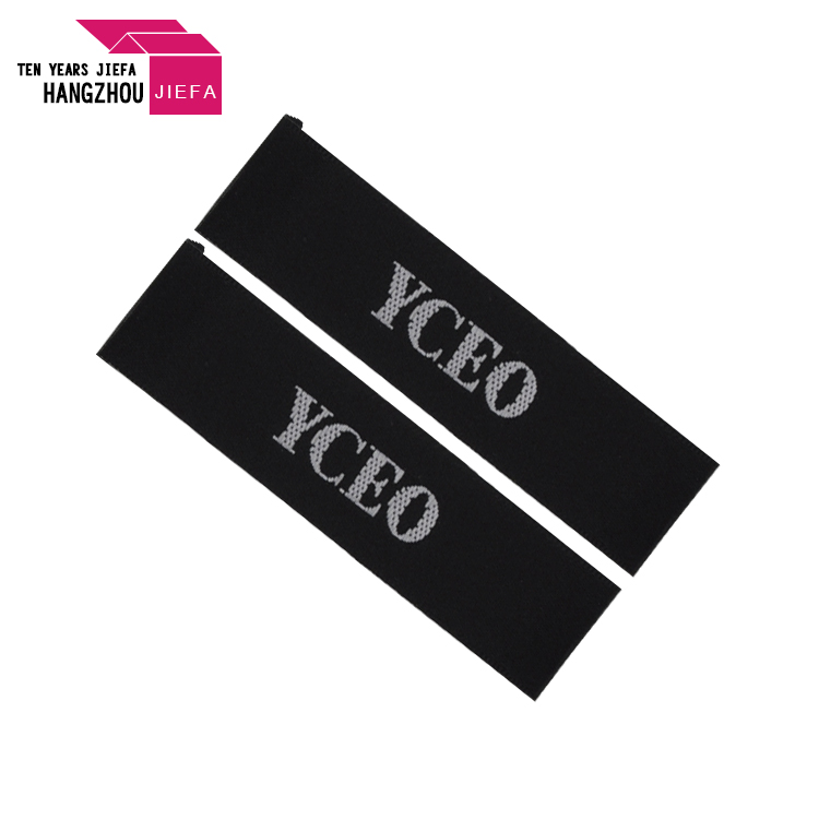 Professionally Supply Damask Garment Woven Labels