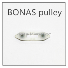Bonas pulley for bonas jacquard machine