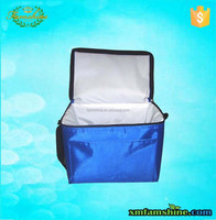 reuseable cooler polyester picnic wine bag