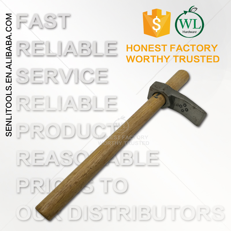 Good quality Wooden Handle Housewares Full Size Digging Hoe Agriculture Hoe Garden Hoe