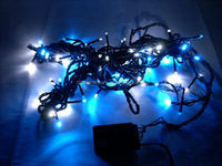 CE RoHS approved low voltage christmas lights for outdoor decoration