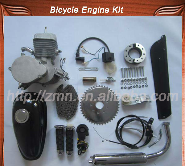 Motorized Gas Motor Bike Engine CE Approved