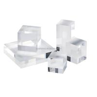clear plexiglass finger ring display,pmma ring holder, acrylic jewelry display Block