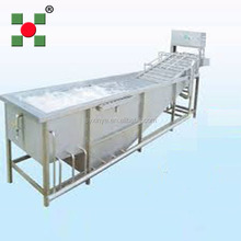 hot sale sweet potatos commercial high pressure cleaning washing machine/industrial vegetable washing machine
