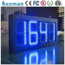 led seven segment lcd display magnetic digital kitchen timer led countdown clock