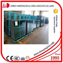 High quality reflective+tempered insulated glass for building window